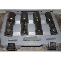 "COMPLETE SET OF INGERSOLL RAND 3/4"" IMPACT"