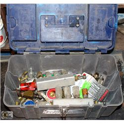 MASTERCRAFT TOOL BOX WITH PNEUMATIC FITTING