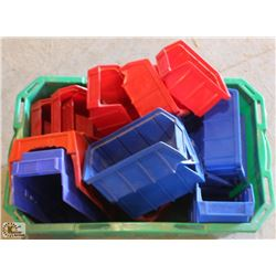 ASSORTED PLASTIC PART ORGANIZER
