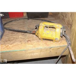 WACKER M2000 CONCRETE VIBRATING TOOL