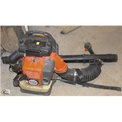 HUSQVARNA GAS POWERED LEAF BLOWER