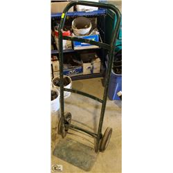 GREEN SOLID WHEEL DOLLY