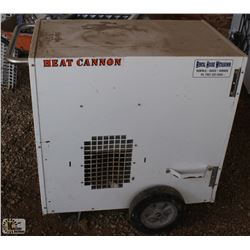 EASY RADIANT WORKS HEAT CANNON