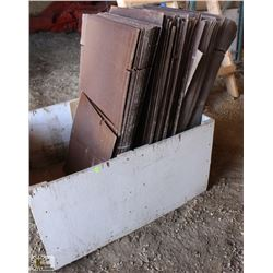CARBOARD INSULATION STOPS