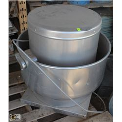 STAINLESS STEEL AIR EXHAUST