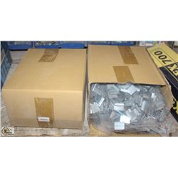 2 BOXES OF BANDING CLIPS
