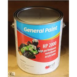 GENERAL PAINT 3.6L HIGH PERFORMANCE WATERBORNE