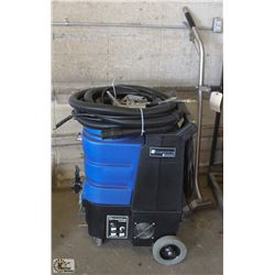 ELECTRIC E-MACHINE 1200 ESTEAM CLEANING SYSTEM