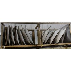 LOT OF NEW IN CRATE HVAC DIFFUSER
