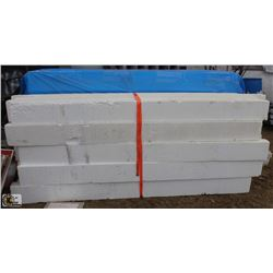 LARGE LOT OF ASSORTED STYROFOAM