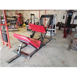 BODY IRON LEG PRESS