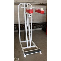 STANDING CALF RAISE MACHINE