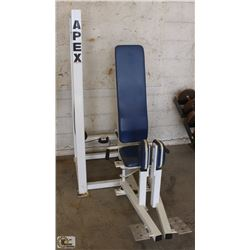 APEX INNER THIGH MACHINE
