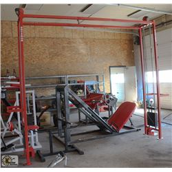 BODY IRON CABLE MACHINE