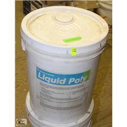 LIQUID POLY CONCRETE PROTECTION
