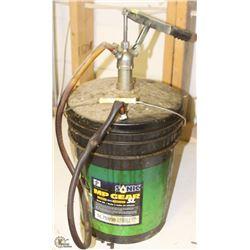 SONIC MP GEAR OIL 100% SYNTHETIC W/ PUMP