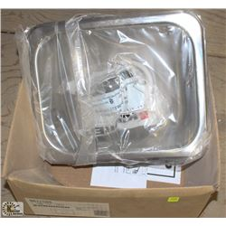 NEW IN BOX KINDRED HAND SINK