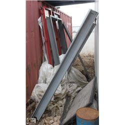 ASSORTED WELDED DOOR FRAMES