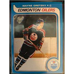1979-80 O-Pee-Chee Rookie Reprint Wayne Gretzky