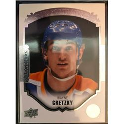 2015-16 Upper Deck Legends Portraits Wayne Gretzky