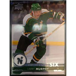 2017-18 Upper Deck Second Six Larry Murphy Card #S6-7