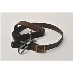 19CW-11 LEATHER BELT