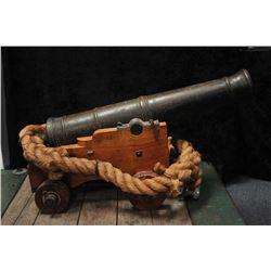 19FJ-4 BRONZE DECK GUN