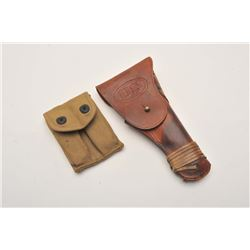 19FH-75 1918 DATED HOLSTER