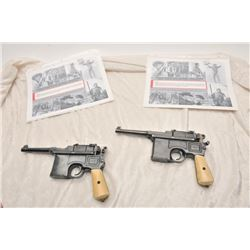 19GK-11 MAUSER PISTOLS (MOVIE GUNS)