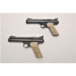 19EU-10 2-CROSSMAN PELLET GUNS