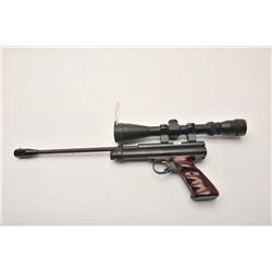 19EU-11 BENJAMIN & CROSSMAN PELLET GUNS