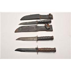 19EZ-37B KNIFE LOT