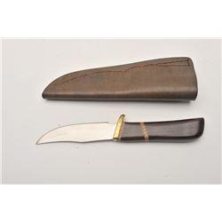 19EU-45 TK CUSTOM KNIFE & SHEATH