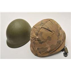 19ez-680 WWII HELMET