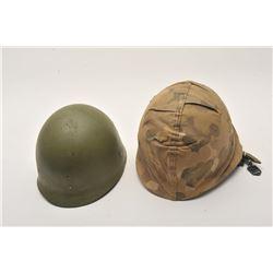 19EZ-63 U.S. HELMET WWII REWORK