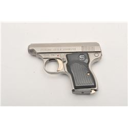 19HE-1 STERLING STEEL PISTOL