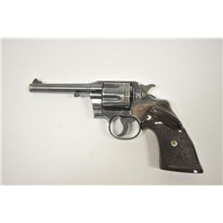 18NV-12 COLT ARMY SPECIAL #505578