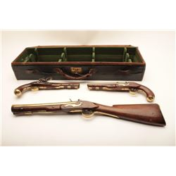 19SAV-525 ENGLISH FLINTLOCKS