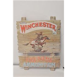 18CN-37 2-SIDED  LATE WINCHESTER ADVERTISER