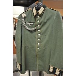 19EZ-521 GERMAN WWII INFANTRY TUNIC
