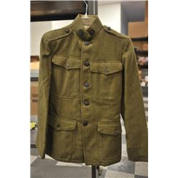 19EZ-517 WWI TUNIC