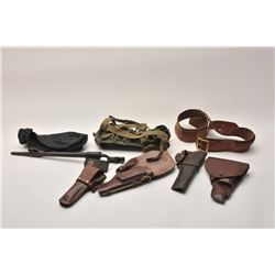 19MSE-1 HOLSTER LOT