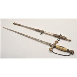 19FI-9 K OF C LODGE SWORD