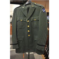 19EZ-540 WWII LT COL'S DRESS UNIFORM