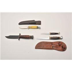 19EU-54 KNIFE LOT