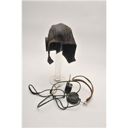 19EZ-68 WWII U.S. NAVY FLIGHT HELMET