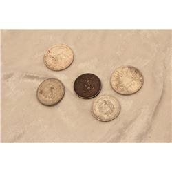 19EZ-75 COIN LOT