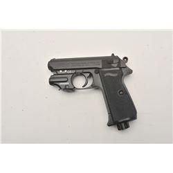 19EU-26 WALTHER PPE/S 177 PELLET GUN
