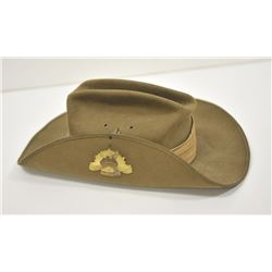18PB-5 AUSTRALIAN CAVALRY HAT