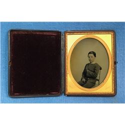 19GFE-79 LARGE DAGUERREOTYPE PHOTO
